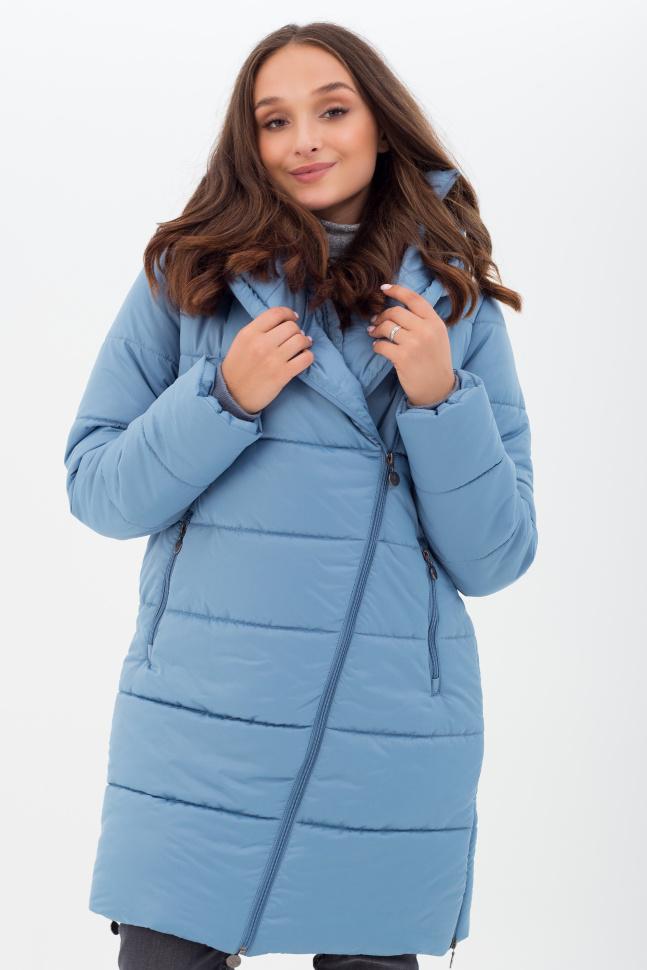 Купить Куртка 3 в 1 голубая